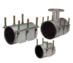 Pipe Repair Clamps Split Tees