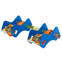 pipe restraining clamp